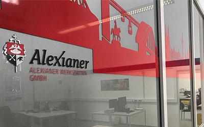 Neue Mieter in der Alexianer-Werkstatt Köln-Rodenkirchen