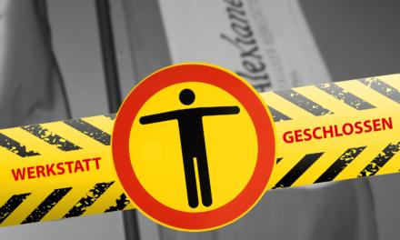 Coronavirus – Behindertenwerkstätten werden geschlossen!