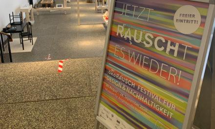 ökoRAUSCH 2020 – Alexianer Werkstätten GmbH unterstützt Festival für Design & Nachhaltigkeit